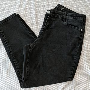 Vera Wang Black Jeans